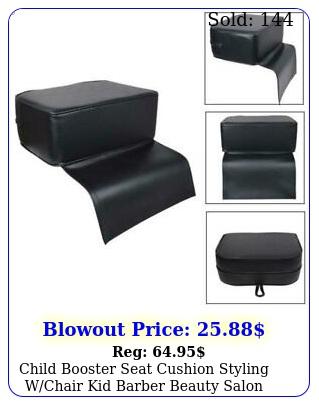 child booster seat cushion styling wchair kid barber beauty salon hair cuttin
