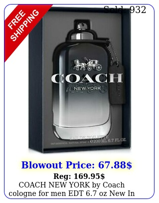coach york by coach cologne men edt oz i