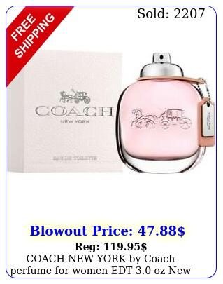 coach york by coach perfume women edt oz i