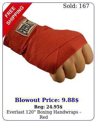 everlast boxing handwraps re
