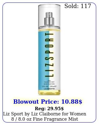 liz sport by liz claiborne women  oz fine fragrance mis