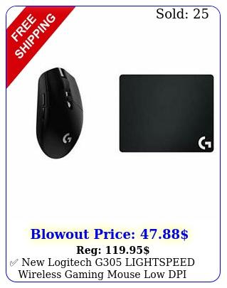 logitech g lightspeed wireless gaming mouse low dpi g gaming pad lo
