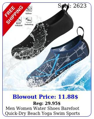 men women water shoes barefoot quickdry beach yoga swim sports exercise sock