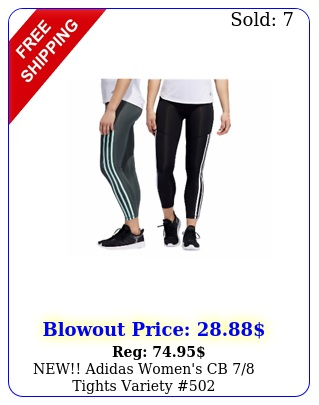 new adidas women's cb tights variet