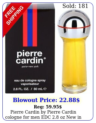 pierre cardin by pierre cardin cologne men edc oz i