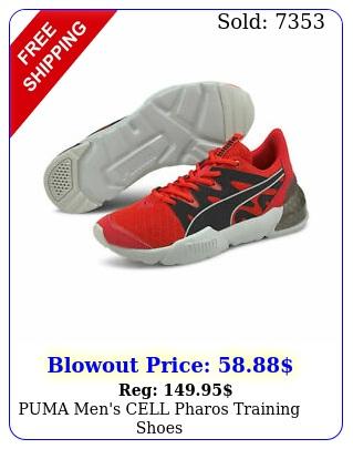 puma men's cell pharos training shoe