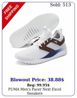 puma men's pacer next excel sneaker