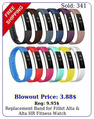 replacement band fitbit alta alta hr fitness watc