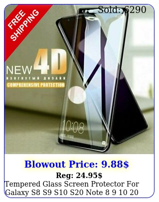 tempered glass screen protector galaxy s s s s note   plu